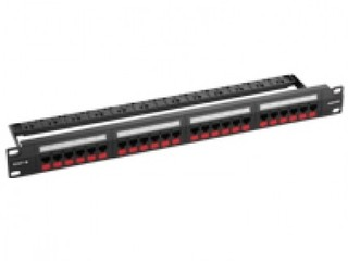 PATCHPANEL 24P FKW CAT.6 GIGALAN - comprar online