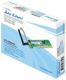 PLACA RED AIRLIVE WT-2000PCI