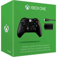 ACCESORIOS XBOX ONE X1 W/LESS CTRL + PLAY & CHARG - comprar online