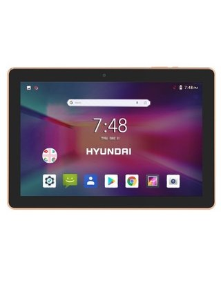 TABLET 10 HYUNDAI 1GB + 16GB SILVER ANDROID 7.0