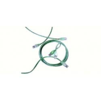 PATCHCORD HUBBELL 10G SHD PC6A GY 2.1 MTS