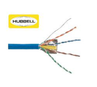 CABLE FTP INTERIOR CAT.6 X 305 METROS HUBBELL - comprar online