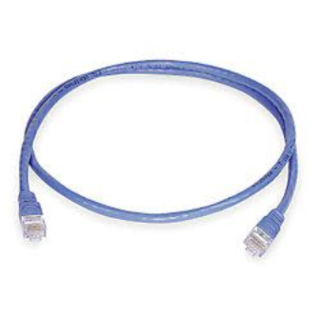 PATCHCORD HUBBELL CAT 6 1.0 MTS AZUL