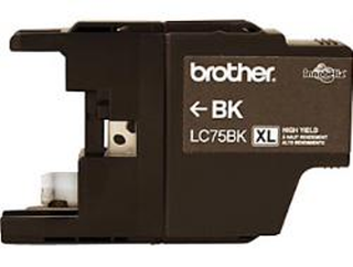 CARTUCHO BROTHER LC75 NEGRO en internet