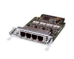 INTERFACE CARD CISCO 4-PORT VOICE FXO - comprar online