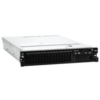 SERVER LENOVO X3650M5 E5-2630v3 16GB DOBLE FUENTE