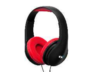AURICULARES VOXSON SEATTLE BLACK/RED - Uno Informática Ecommerce