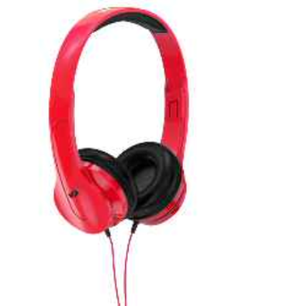 AURICULARES VOXSON LONDON RED - Uno Informática Ecommerce
