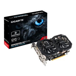 PLACA VIDEO VGA 4GB R9 380 G1 OC GIGABYTE GAMING