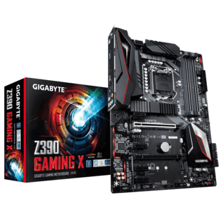 MOTHERBOARD GIGABYTE S1151 Z390 GAMING X BOX ATX