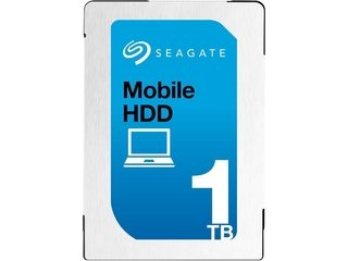 HD 1 TB P/NOTEBOOK SEAGATE S-ATA III 5400 16MB-9M - comprar online
