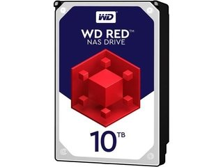 HD 10 TB WD S-ATA III INTELLIPOWER 64MB RED P/NAS - Uno Informática Ecommerce