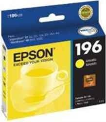 CARTUCHO ALTERNATIVO EPSON 196 AMARILLO T196420 en internet