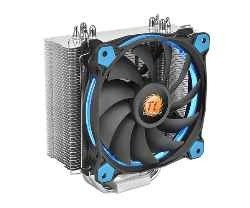CPU COOLER THERMALTAKE RIING SILENT 12 LED AM4 AZ - Uno Informática Ecommerce