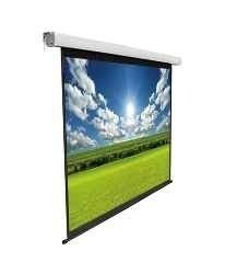 PANTALLA PROYECTOR PARED 120` ELECTRICA INTELAID