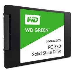 SSD M.2 480GB WESTERN DIGITAL GREEN SATA 6GB/S