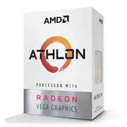 PROCESADOR AMD ATHLON 200GE AM4 3.2GHZ