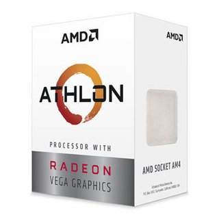 MICROPROCESADOR AMD ATHLON 220GE AM4 3.4GHZ VEGA