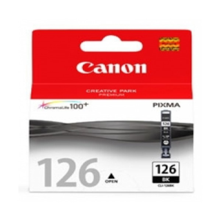 CARTUCHO CANON CLI-126 BLACK