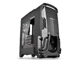 GABINETE THERMALTAKE VERSA N24 BLACK WINDOWS - Uno Informática Ecommerce