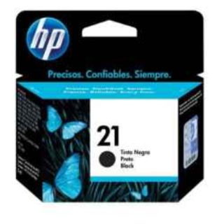 CARTUCHO ALTERNATIVO HP 21 NEGRO C9351AL
