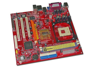 MOTHERBOARD 909G P4 VGA+SON+RED+M56K 533 PRESC en internet