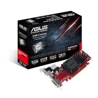 PLACA VGA 1GB R5 230 ASUS 1GD3 SILENT LP en internet