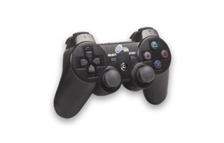 GAMER - JOYSTICK BLUETOOTH 6 AXIS PS3 - comprar online