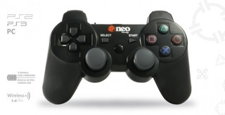JOYSTICK NEO PARA PC/PS2/PS3 WIRELESS 2.4G NEGRO en internet