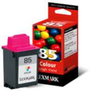 CARTUCHO LEXMARK 85 COLOR 12A1985 Z31 Z11 3200 5000 5700 5 en internet