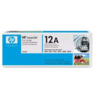 TONER REMANUFACTURADO HP Q2612A