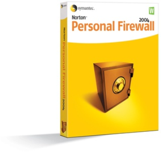 NORTON PERSONAL FIREWALL 2004 RETAIL en internet