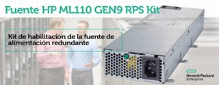 KIT HP FUENTE REDUNDANTE ML110 Gen9 - comprar online