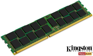 DDR3 16G KINGSTON 1600MHZ KVR16R11D4/16I