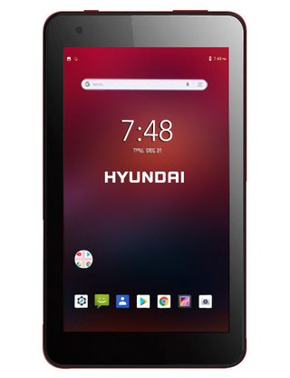 TABLET 10 HYUNDAI 1GB + 16GB ROSE/GOLD ANDROID 7 - comprar online