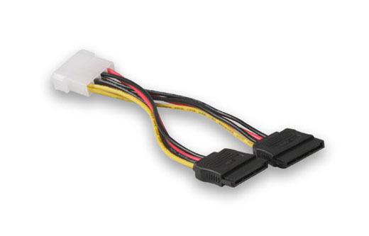 CABLE SATA POWER X 2