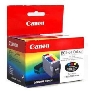 CARTUCHO CANON BCI-61 COLOR