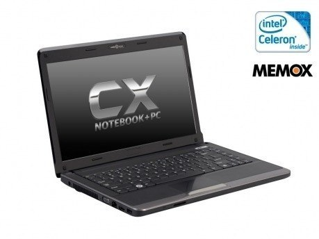 NOTEBOOK CX22102 15.6   NICE EVO CORE I3+640G+4G+VGA GT640M