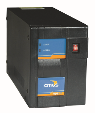 UPS CMOS 1200 PLUS EX 4PC 3*220 PR+RS+BE - comprar online