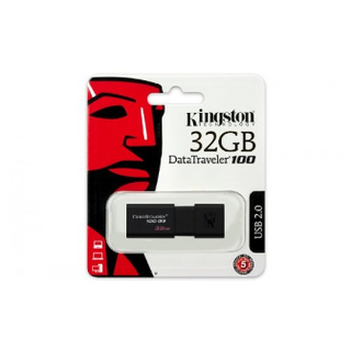 PENDRIVE 32GB KINGSTON DT100G3/32GB - comprar online