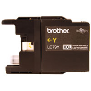 CARTUCHO BROTHER LC79 AMARILLO LC79Y - comprar online