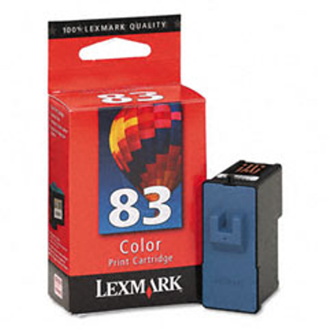 CARTUCHO LEXMARK 83 COLOR 18L0042