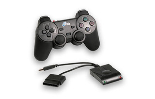 GAME PAD INALAMBRICO PS2/3 - comprar online