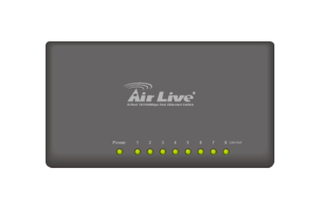 SWITCH AIRLIVE 8P LIVE-8F - comprar online