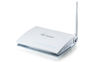 ROUTER AIRLIVE N.POWER en internet