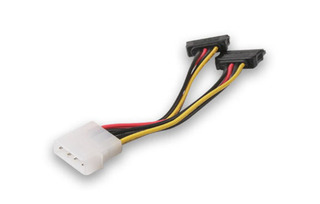 CABLE SATA POWER X 2 - comprar online