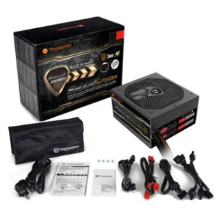 FUENTE 750W THERMAL SMART M PSU 80+ - comprar online