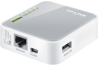 ROUTER TP-LINK TL-MR3020 en internet