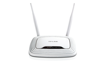 ROUTER TP-LINK TL-WR843ND