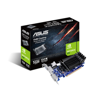 PLACA VIDEO 1GB ASUS DDR3 ED495AA/391173-001 - comprar online